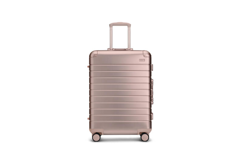 Away Alchemy Collection Suitcases Medium Rose Gold