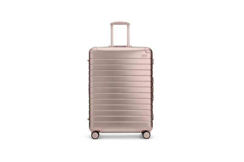 Away Alchemy Collection Suitcases Large Rose Gold