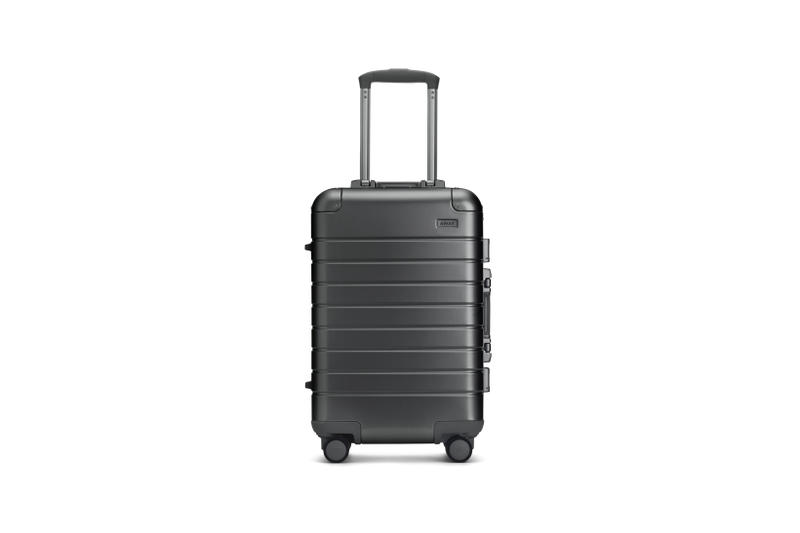 Away Alchemy Collection Suitcases Carry On Steel