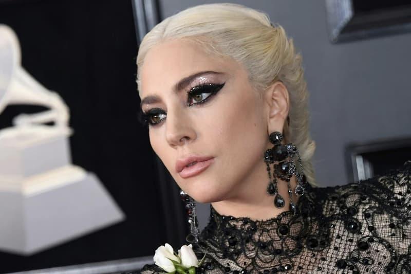 Lady Gaga Dress Black