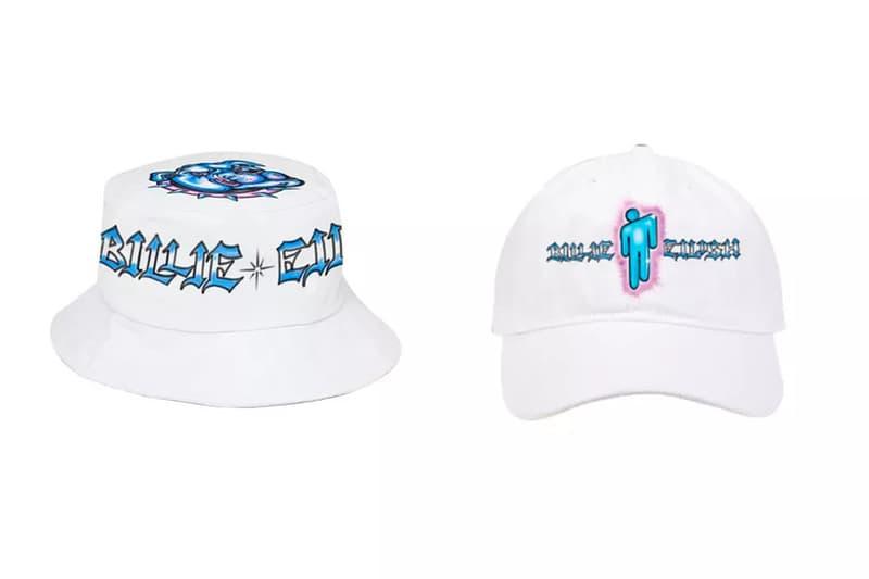 Billie Eilish Merch Collection Bucket Dad Hat