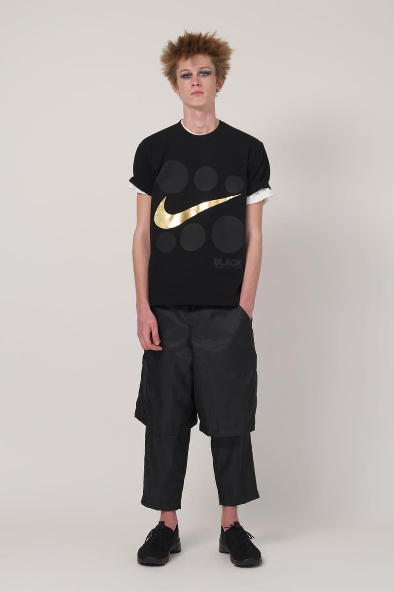 BLACK COMME des GARÇONS Spring Summer 2019 Nike