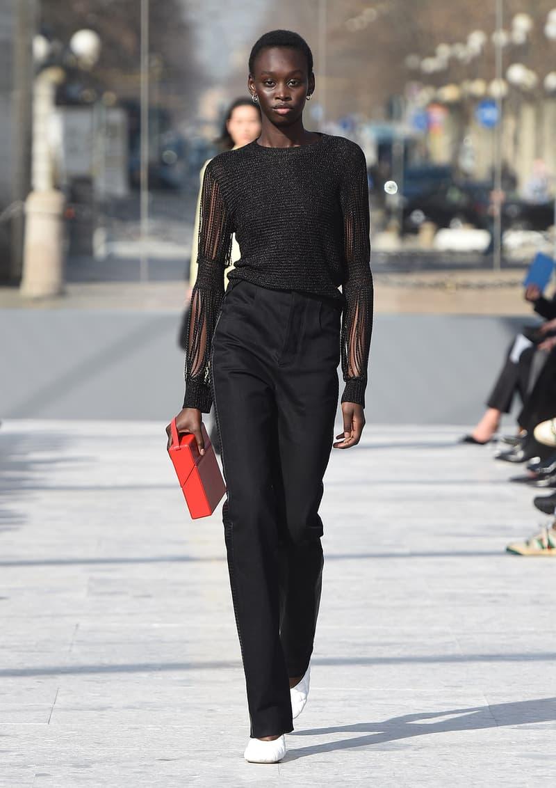 Bottega Veneta Milan Fashion Week Fall Winter 2019 FW19 Daniel Lee Debut Runway Show