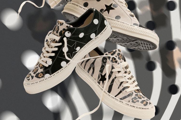 f7c0b859d5f0 Sneakersnstuff x Converse Reveal One Star Collab