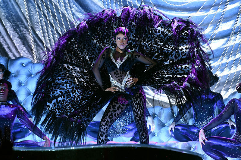 Cardi B Grammy 2019 Performance