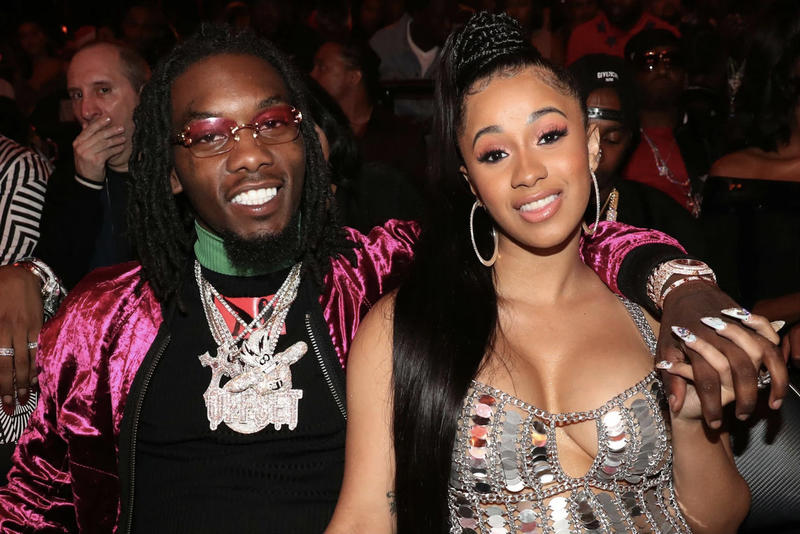 Baby Kulture Covers Offset's Latest Album Cardi B Reveal Father of Four Tracklist Music Release