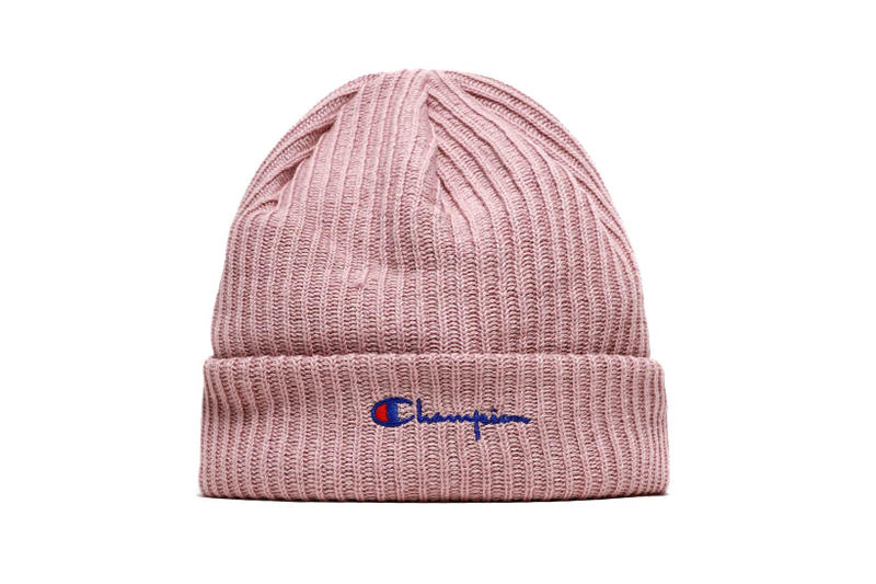Champion Beanie Hat Rose Pink