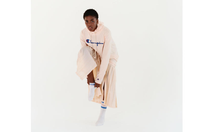 Champion Spring Summer 2019 Rituals Reverse Weave Lookbook