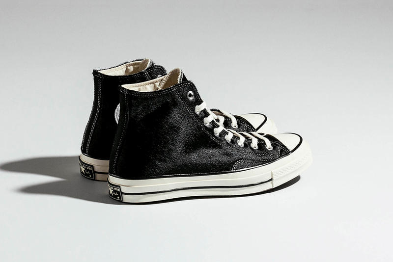 Converse Chuck 70 Pack Pony Hair Black