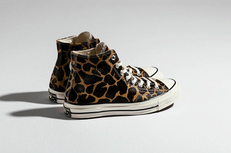 Converse Chuck 70 Pack Leopard Print Brown Black