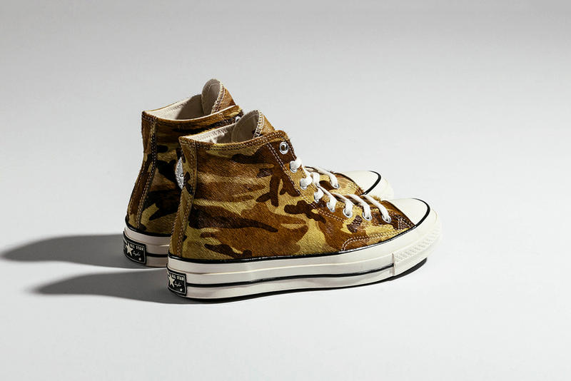 Converse Chuck 70 Pack Camouflage Brown Green Black