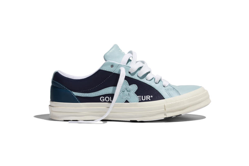 Tyler, The Creator Converse GOLF le FLEUR* Drop Sneaker Shoe Boiler Suit