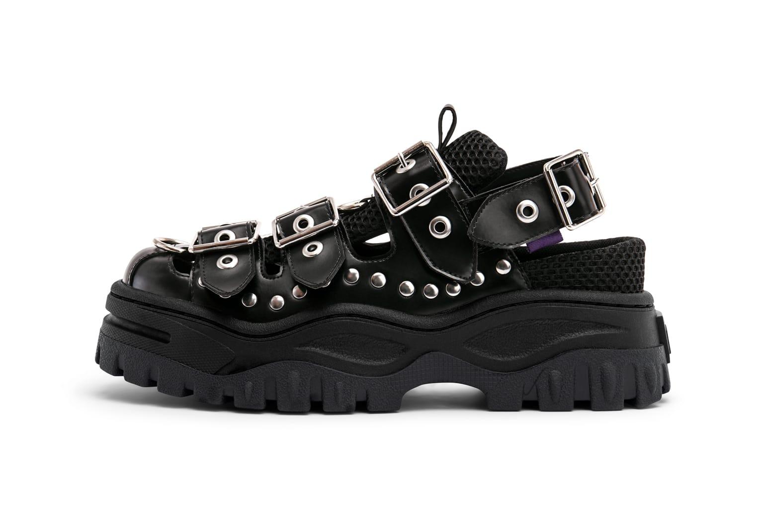 Athena Leather \u0026 Suede Sandals