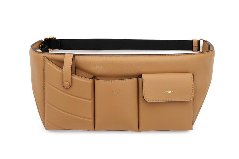 Fendi Giant Pockets Bags Fanny Packs