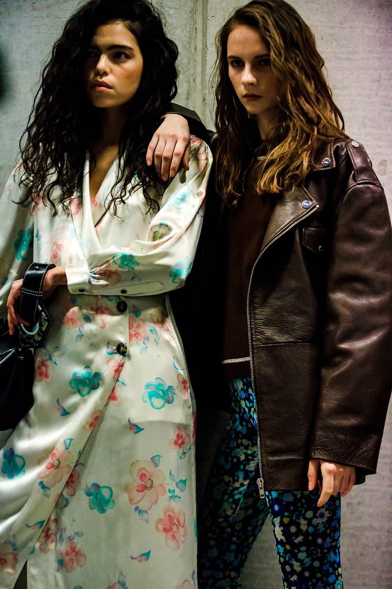 GANNI FW19 Life on Earth Copenhagen Fashion Week Show Fall Winter 2019 Collection 66North