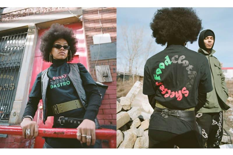 Awake NY Ghetto Gastro Black History Month Capsule