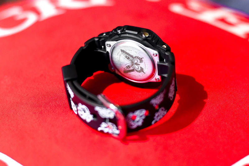 Girls Don't Cry x Baby-G Watch Black