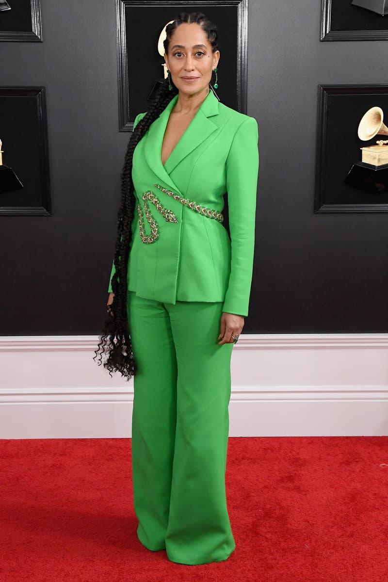 Kylie Jenner Travis Scott 61st Grammy Awards 2019 Red Carpet