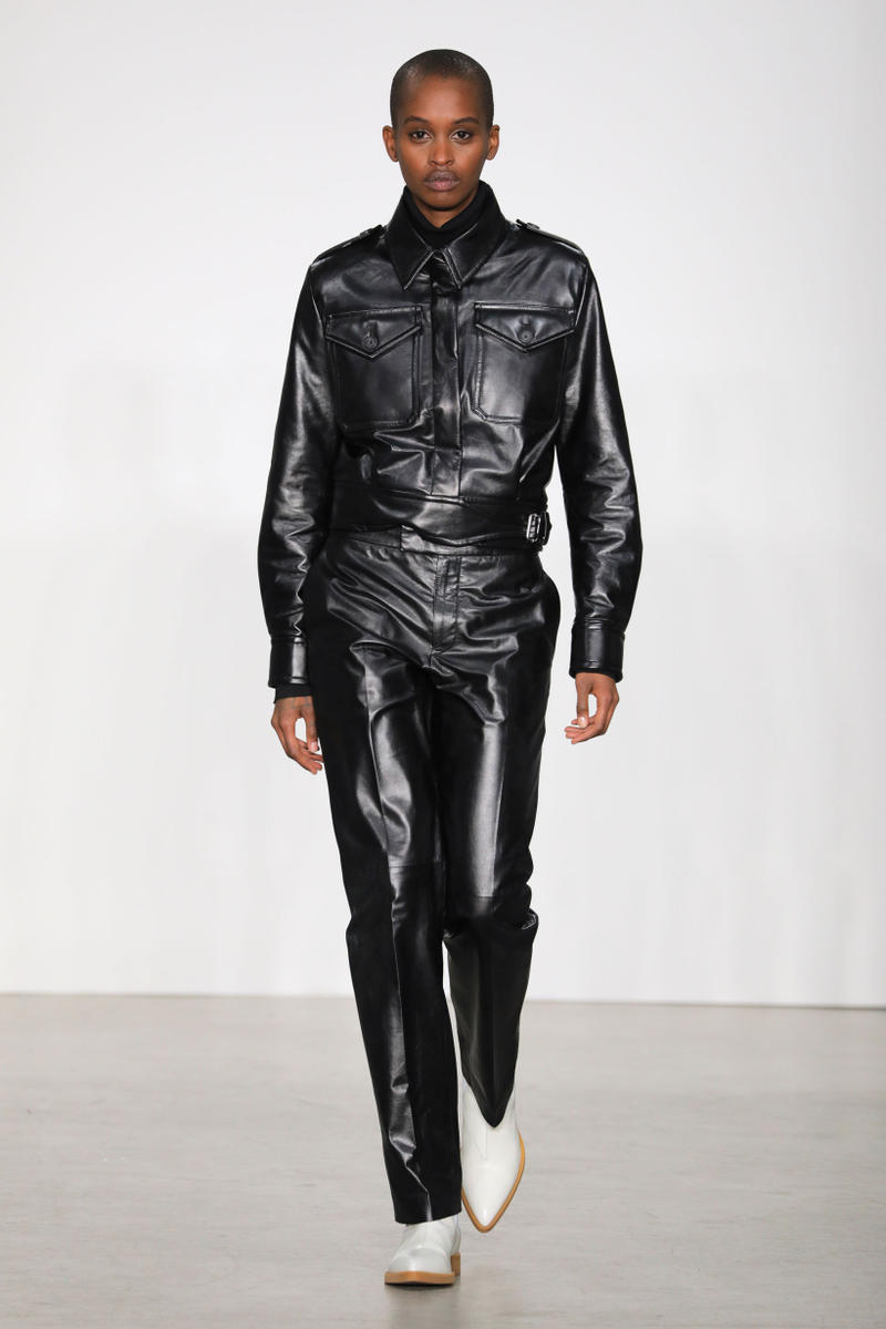 9a8837b4678 Helmut Lang Fall Winter 2019 Women s Runway