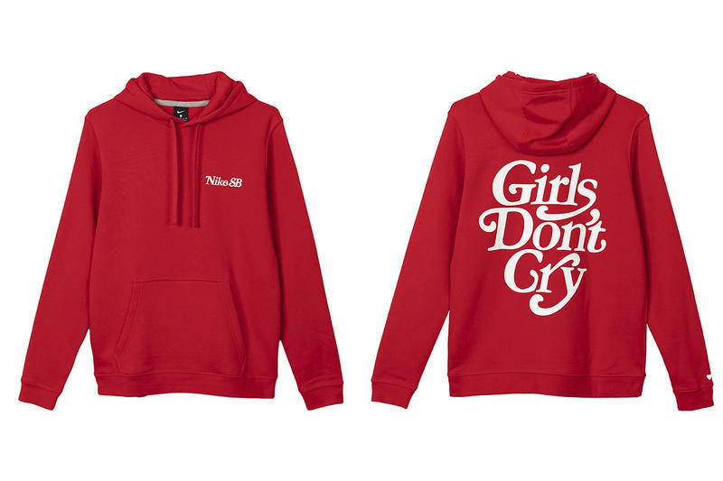 Girls Don't Cry Nike SB Dunk Low Hoodies Bags