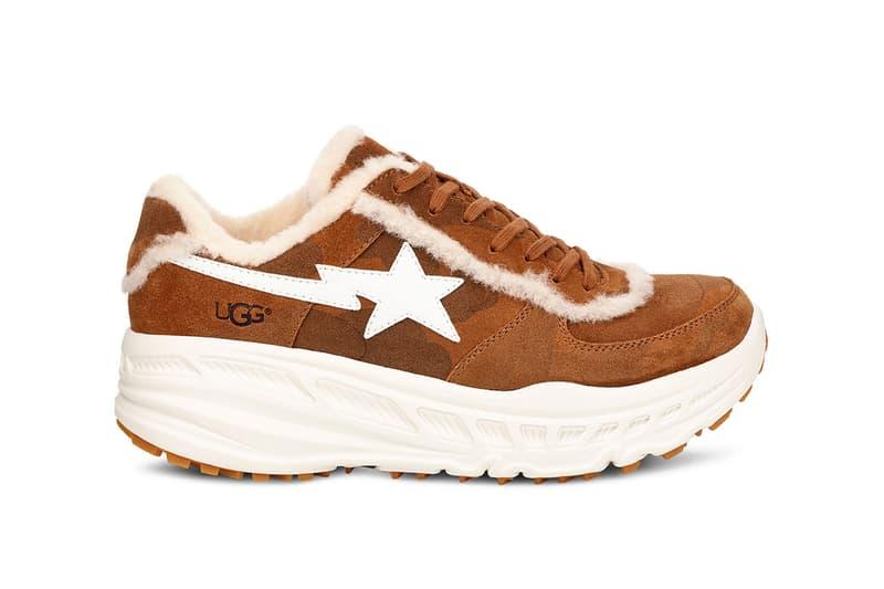 UGG BAPE Spring Summer 2019 Jacket Boots Sneakers