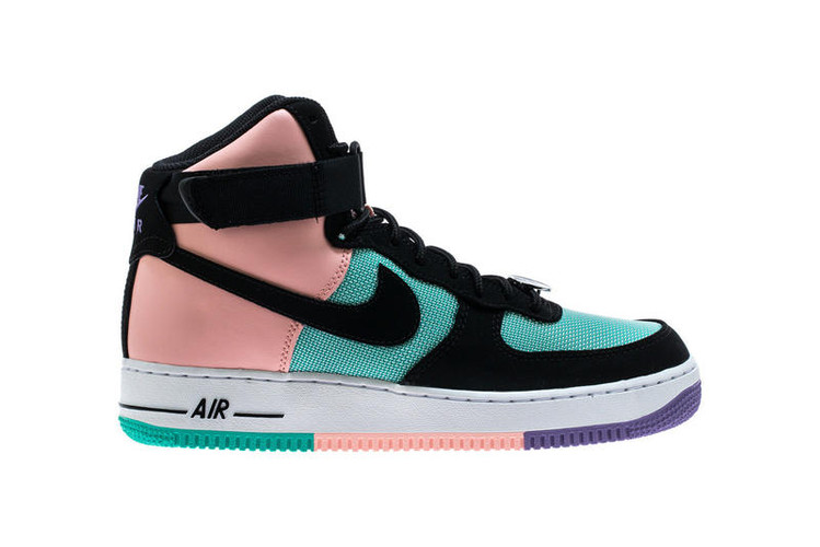 781b9a3aa75b9 Nike Adds the Air Force 1 High to the