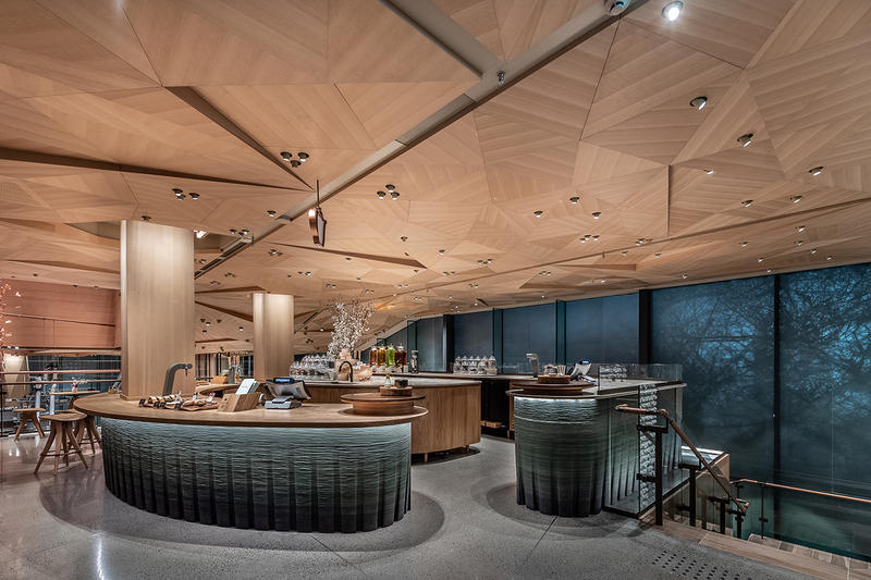 Starbucks Reserve Roastery Tokyo Japan