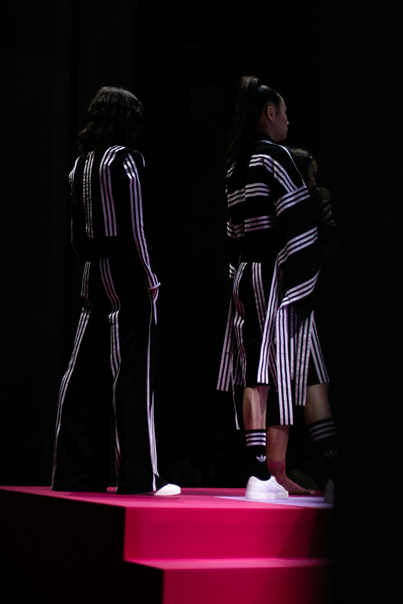 adidas Originals Ji Won Choi Collaboration London Fashion Week