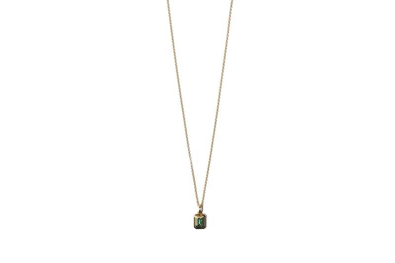 John Elliott x M.A.R.S Jewelry Collection Pendant Necklace Gold