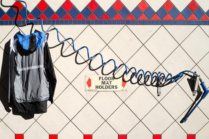 John Elliott Spring Summer 2019 Lookbook Jacket Grey Blue