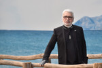 Picture of Karl Lagerfeld, Creative Director of Chanel, Has Died