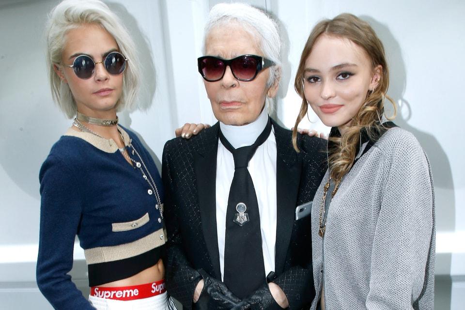78bda5dc952b Celebrities Mourn Karl Lagerfeld s Death – Read Their Heartfelt Dedications  to the Designer Here