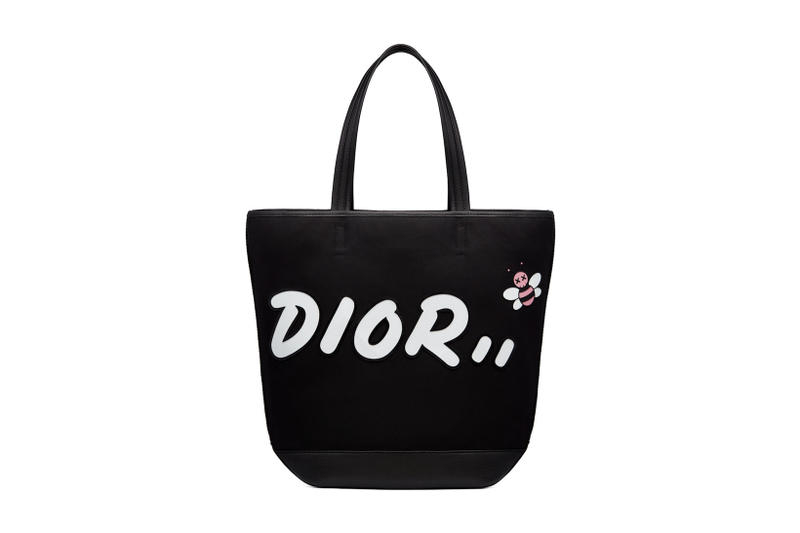 KAWS Dior Bags T Shirt Fanny Pack