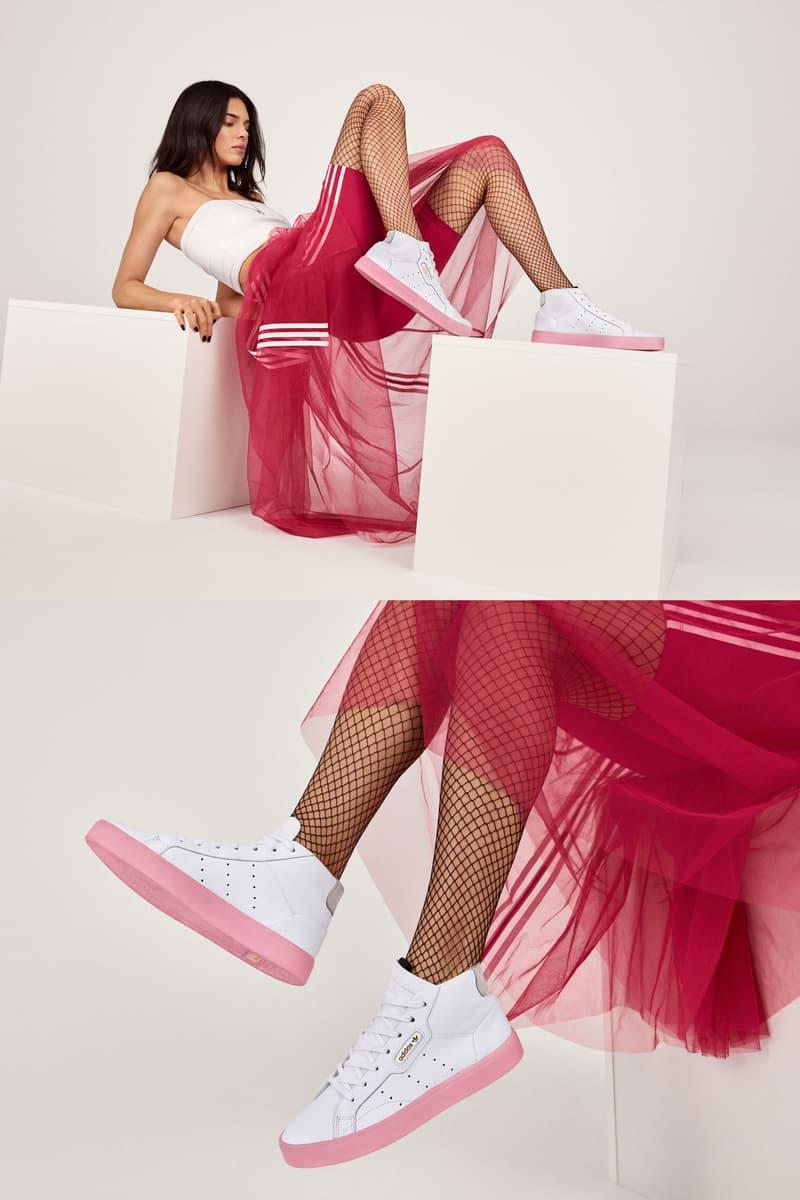 Kendall Jenner adidas Sleek Spring Summer 2019