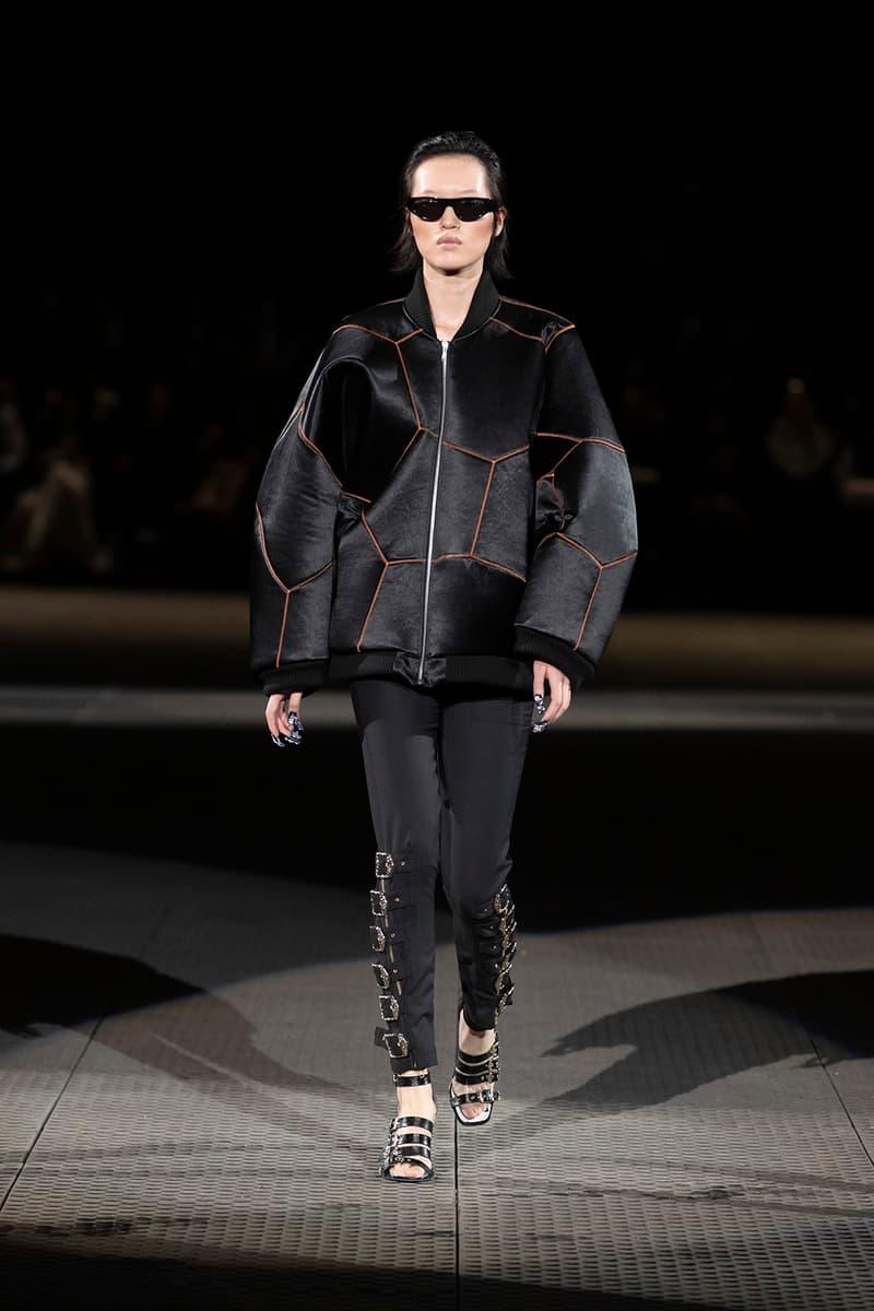 KOCHÉ FW19 Paris Fashion Week Nike Partnership Products Air Max 270 Christelle Kocher Fall winter 2019 Interview