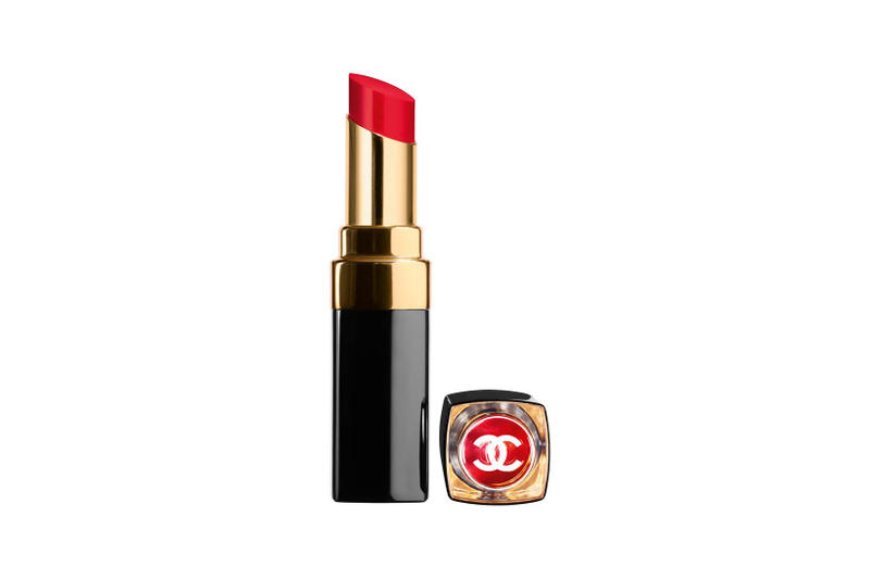Lily-Rose Depp Chanel Rouge Coco Flash Lipstick
