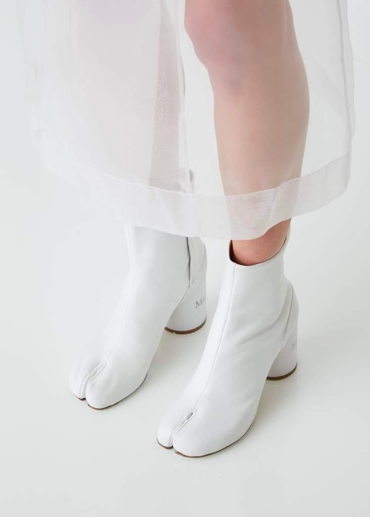 mason margiela tabi boots