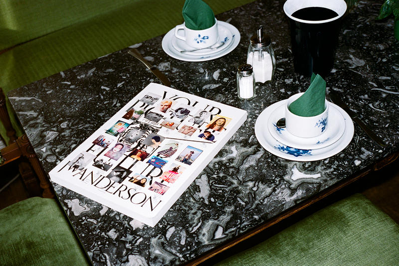 mytheresa.com International Women's Day Auction JW Anderson Book
