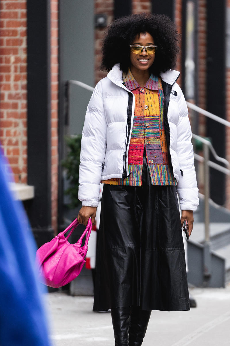 new york fashion week nyfw fall winter 2019 fw19 street style blogger influencer