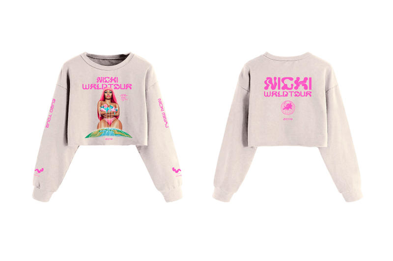 Nicki Minaj Queen Merch