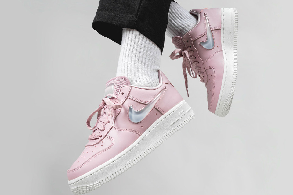 new photos 9152b a689b Shop Nike s Air Force 1 07 SE in