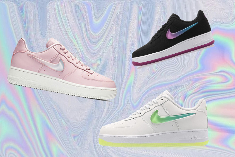 76e2f3b9641 Here Are 5 Spring-Ready Nike Air Force 1s to Add to Your Rotation
