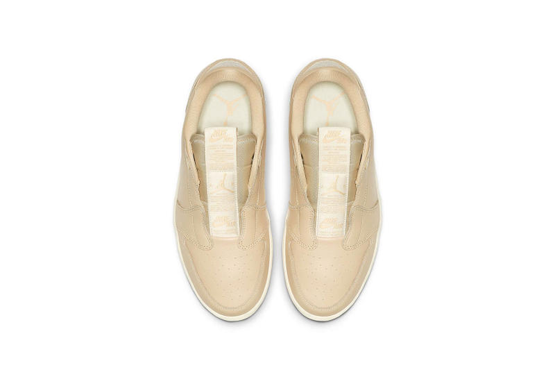 Nike Air Jordan 1 Slip On Desert Ore