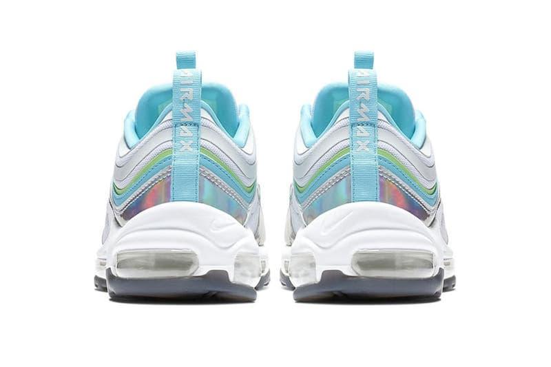 Nike Air Max 97 Iridescent White Blue