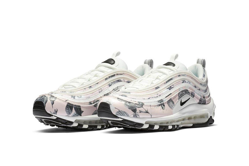 quality design c5392 41596 Nike Releases Air Max 97 in Pale Pink Floral | HYPEBAE
