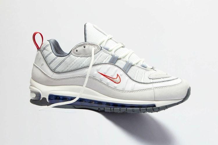 63407b0e1688be Nike's Air Max 98 Arrives in a Clean