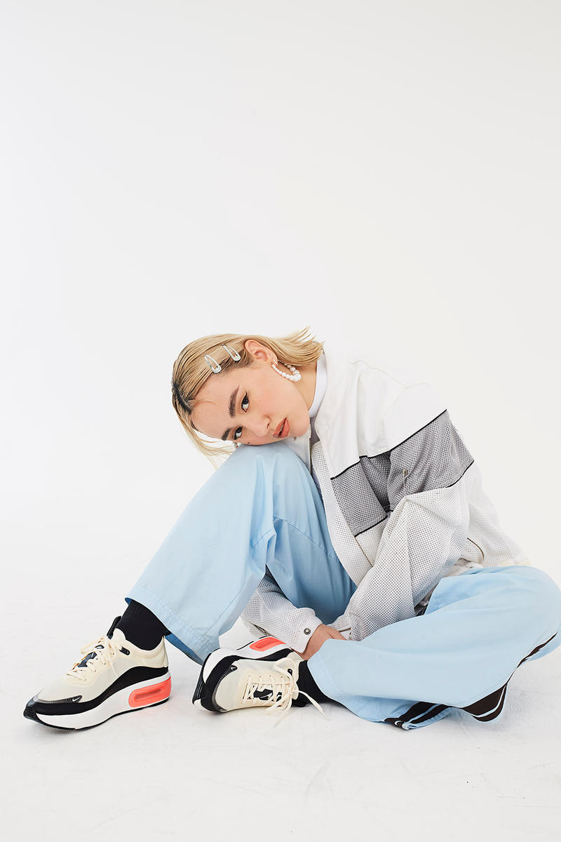 Nike Air Max Dia London Fashion Editorial Fa Fon Watkins Art Director Ana Takahashi