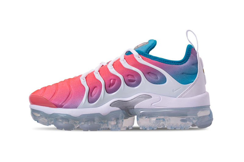 uk availability e9f46 b69f8 Nike Releases Air VaporMax Plus in Lava Glow | HYPEBAE