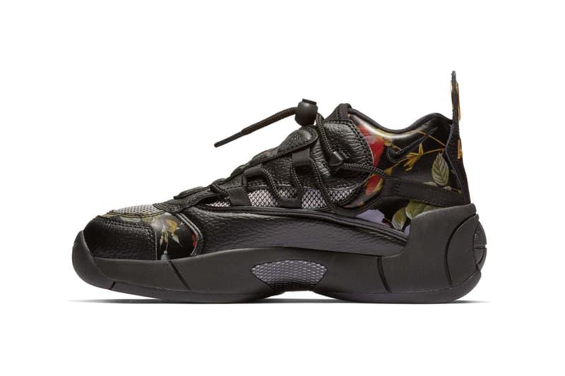 Nike All Star Weekend Floral Pack Air Swoopes II Black
