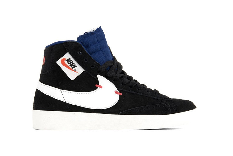 ae575e7e2f86 Spice up Your Sneaker Rotation With Nike s New Blazer Mid Rebel